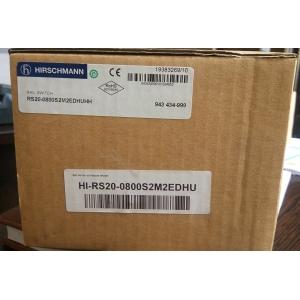 Hirschmann Ethernet Switch : RS20-0800S2M2SDHUHH