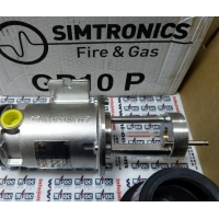 Simtronics Infrared Gas Detector Type : GD10-P00-09EG-0XH-00
