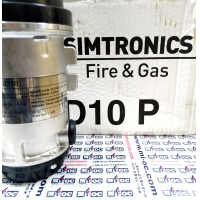 Simtronics Infrared Gas Detector Type : GD10-P00-17BH-0XH-00