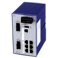 Hirschmann Ethernet Switch : RS20-0802S2M2EDHUHH