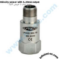 CTC-PRO Velocity Sensor With 4 to 20 mA Out Put Type : LP202-1R1-1D