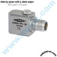 CTC-PRO Velocity Sensor With 4 to 20 mA Out Put Type : LP234-1R1-1D