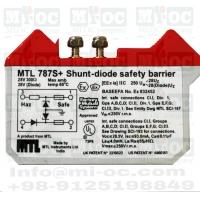 MTL Instruments Zener Barriers TYPE : MTL787S