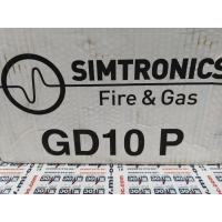 Simtronics Infrared Gas Detector Type : GD10-P00-17DG-0XJ-00